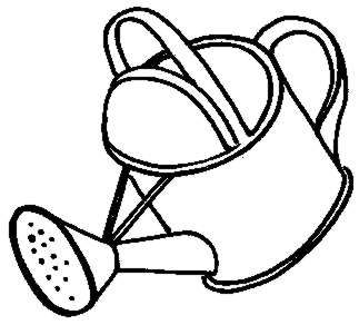 323x292 Watering Can Clipart Free Download Clip Art On 3