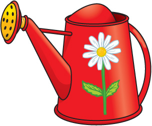 304x252 Watering Can Clip Art , Holidays, And Celebrationsimages