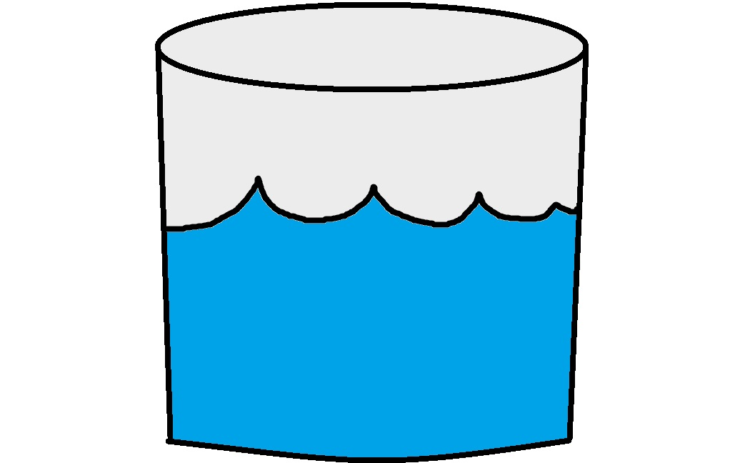 1050x648 Best Cup Of Water Clipart