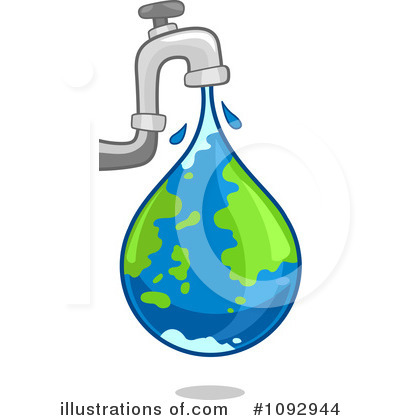 400x420 Water Clipart