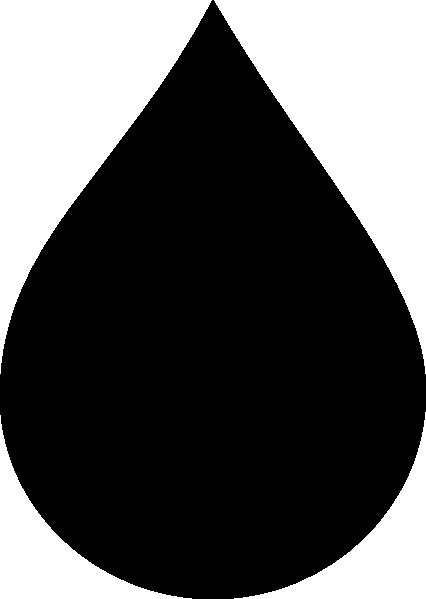426x599 Water Drop Clip Art