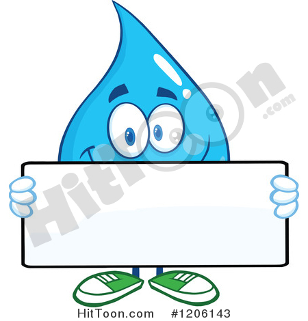 450x470 Water Drop Clipart