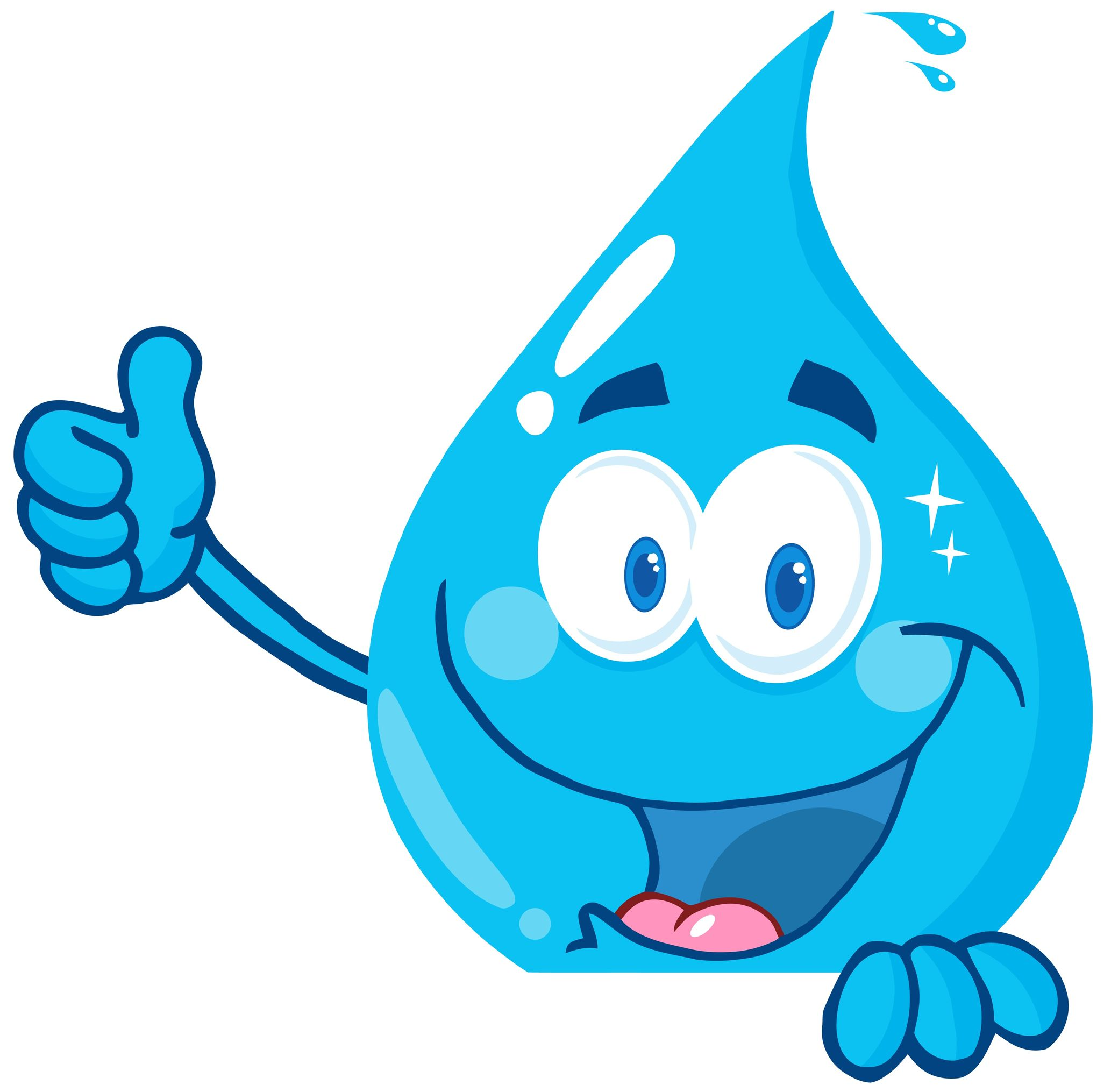 2066x2030 Water Drop Clipart Water Drink