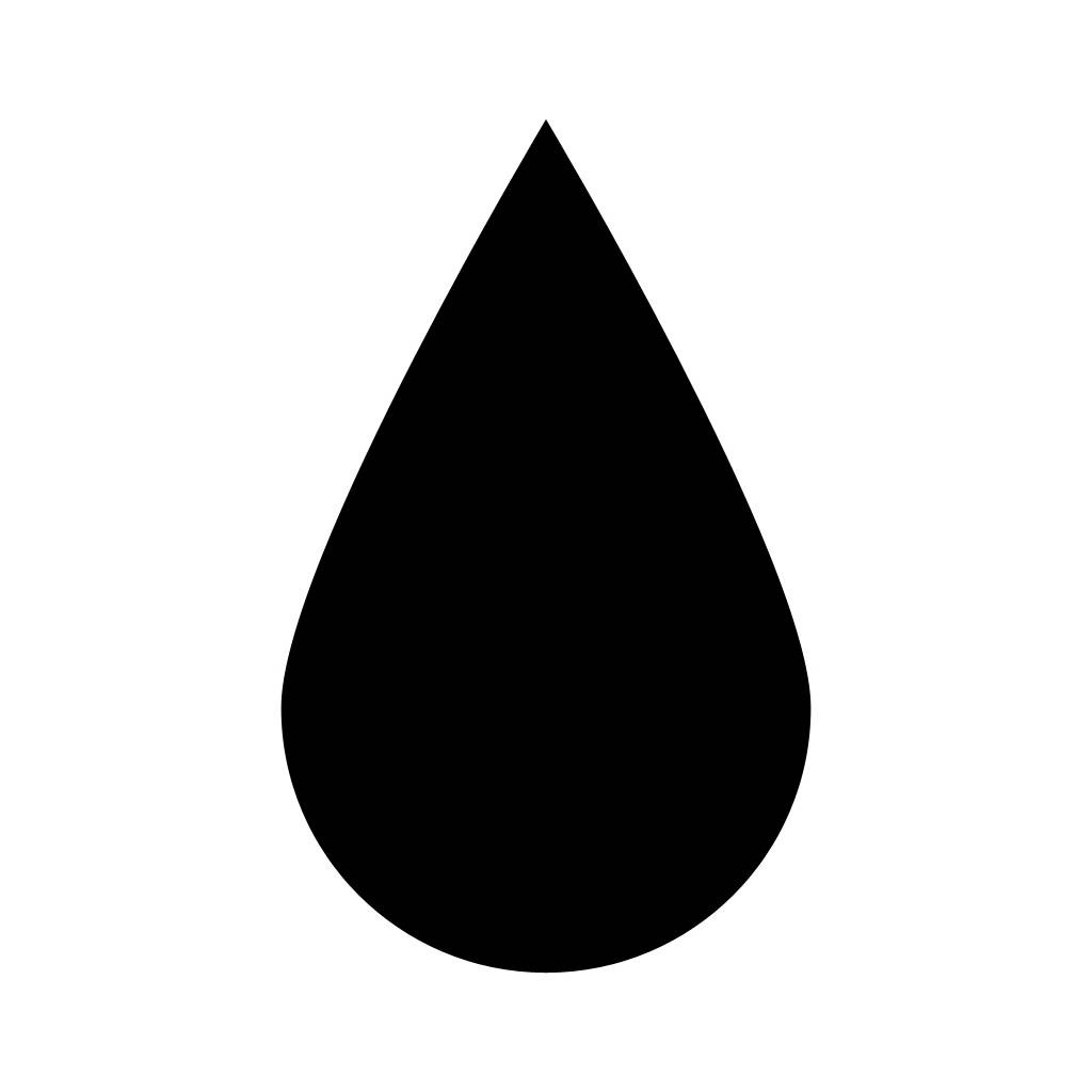 Water Drop Clipart Black And White | Free download on ...