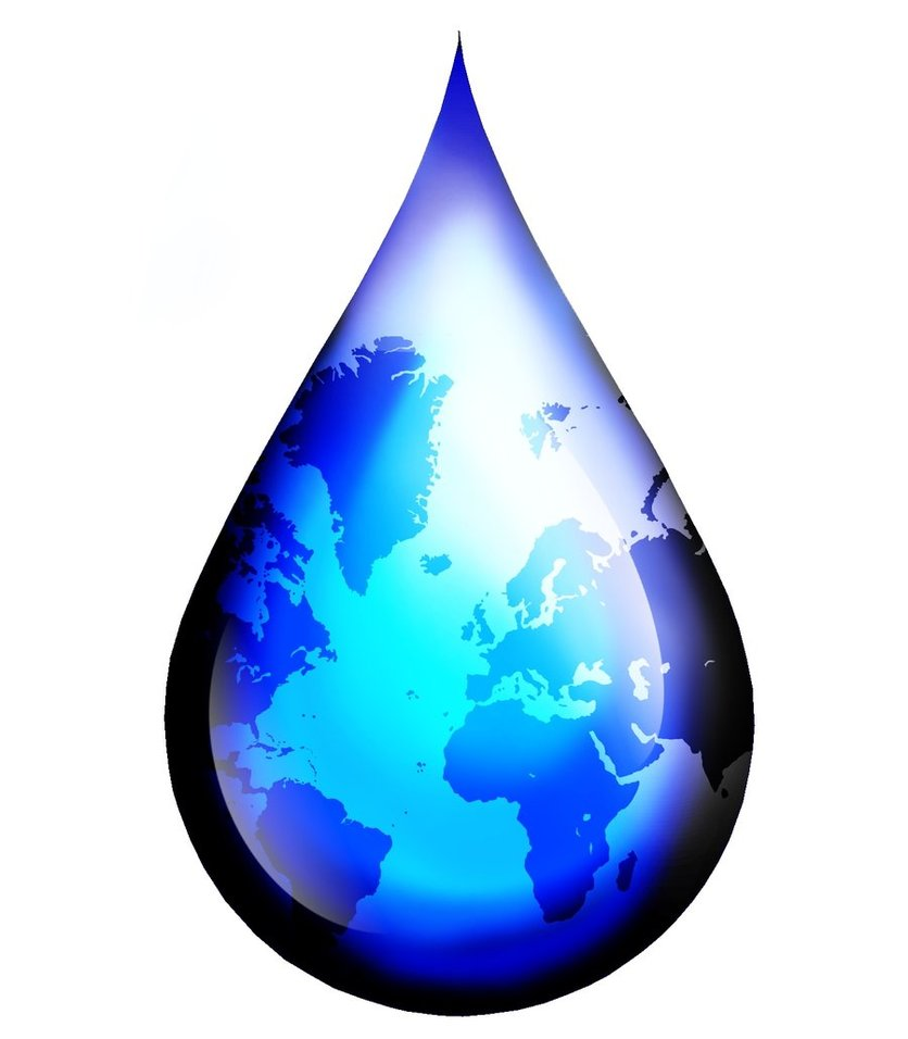 836x956 Water Droplets Clipart Water Drop