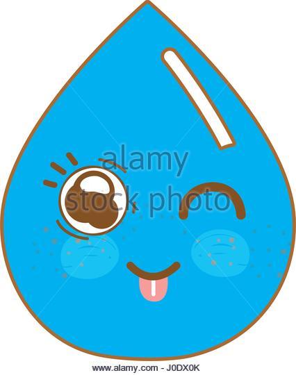426x540 Cartoon Water Drop Stock Photos Amp Cartoon Water Drop Stock Images