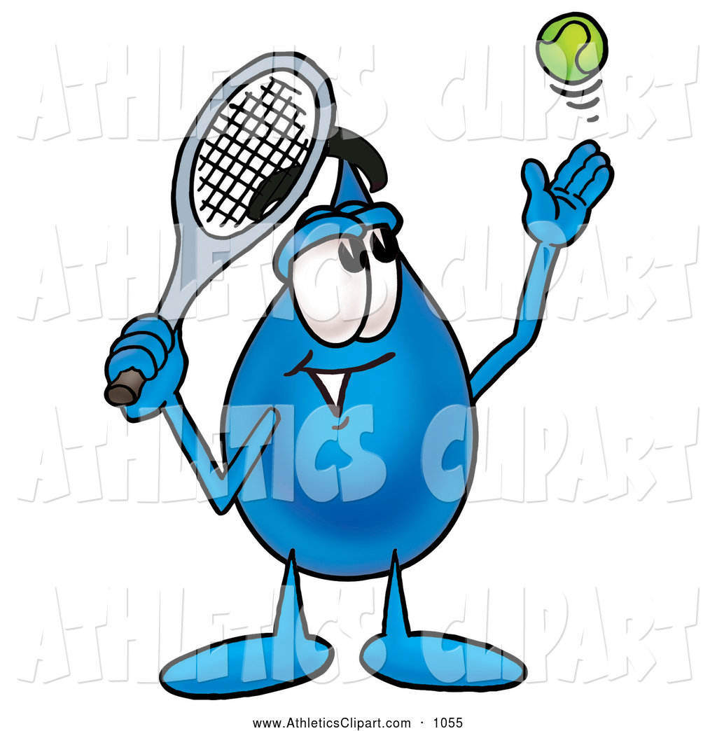 1024x1044 Royalty Free Stock Athletics Designs Of Water Drop Characters