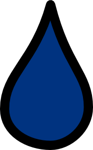 186x298 Drop Of Water Png, Svg Clip Art For Web