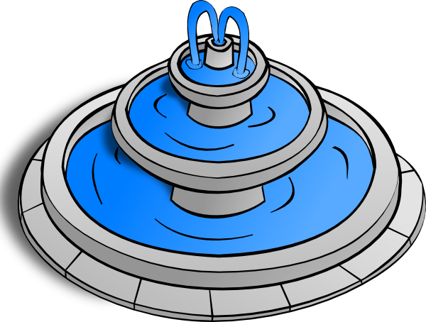 600x454 Water Park Clipart