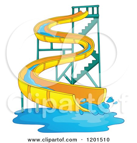 450x470 Water Park Slides Clip Art Cliparts