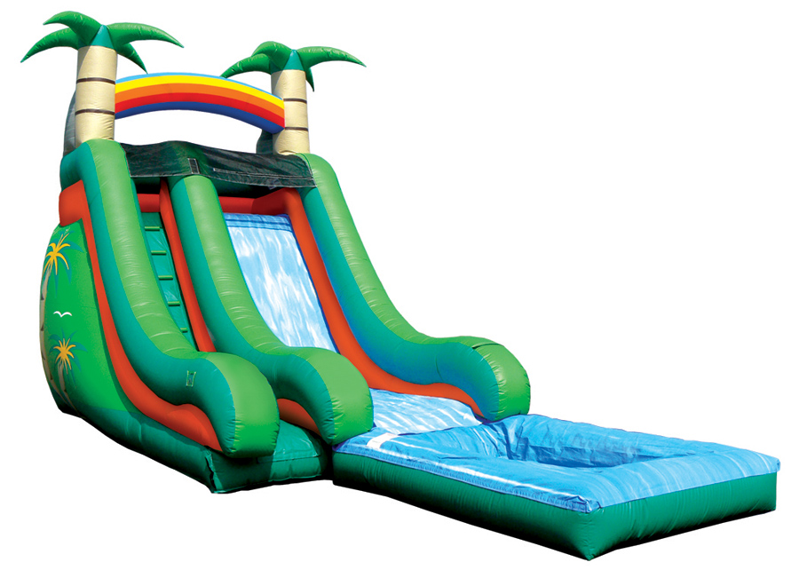 900x660 Amusement Park Clipart Inflatable Water Slide