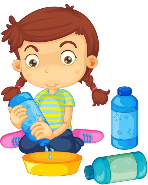 Water Play Clipart
