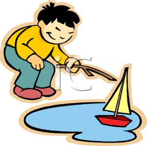 300x298 Sailing Boat Clipart Water Play
