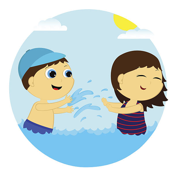 611x612 Splash Clipart Water Play