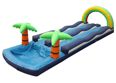 400x284 Slip And Slide Clipart