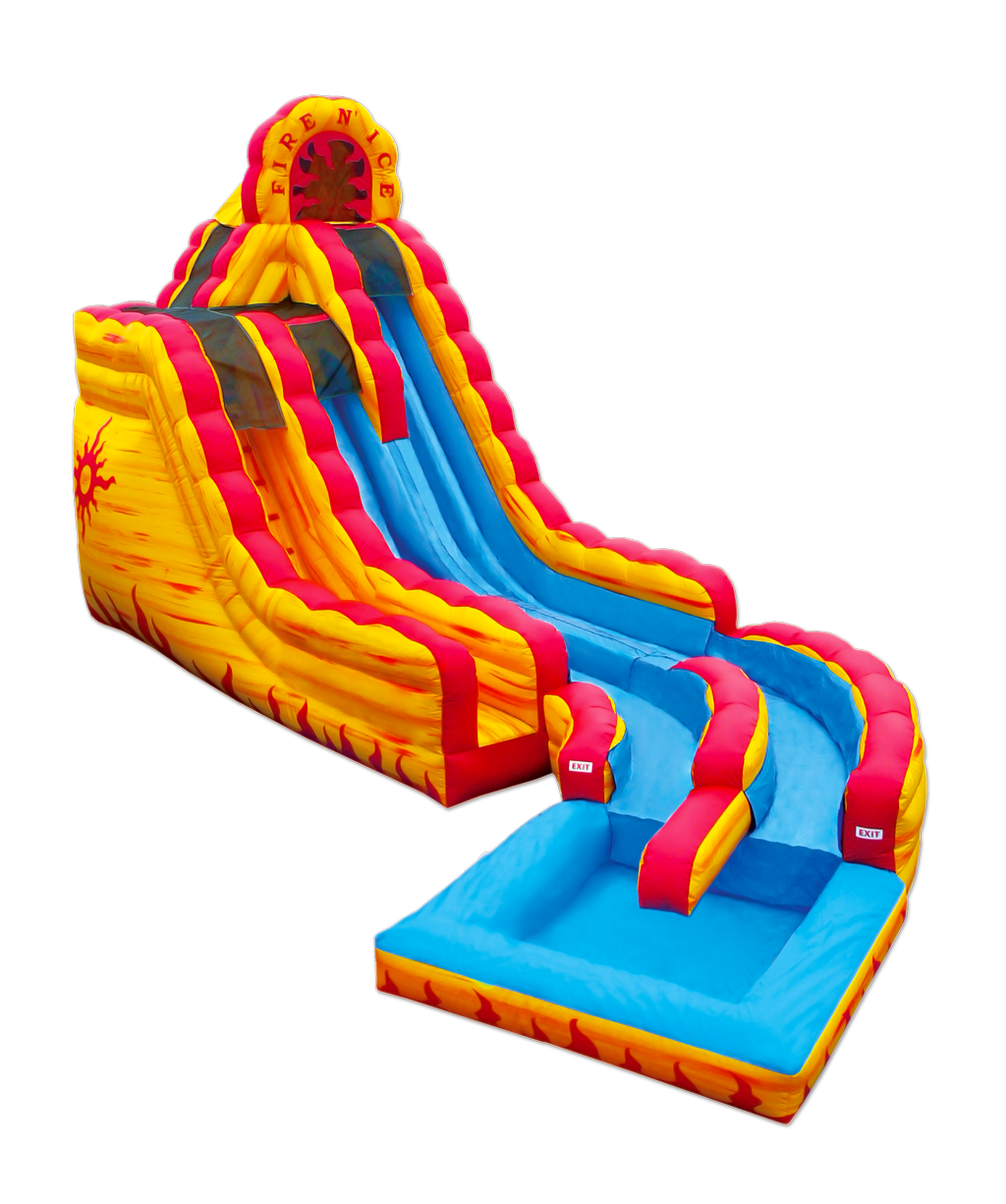 1024x1226 Water Slide Inflatable Slides Evanston Il Oak Park Lemont