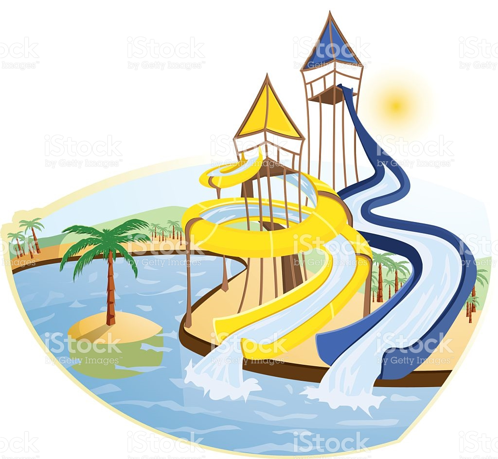 1024x945 Pool Clipart Water Park