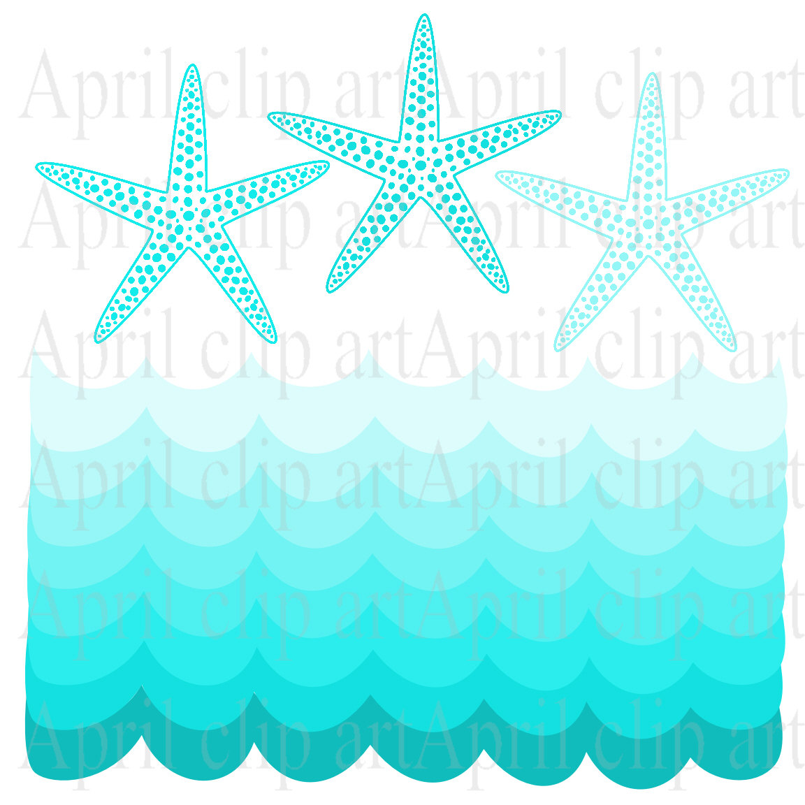 1152x1152 Teal Clipart Wave