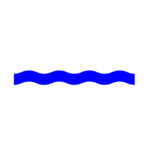 300x300 Waves waterline wave blue clip art high quality clip art