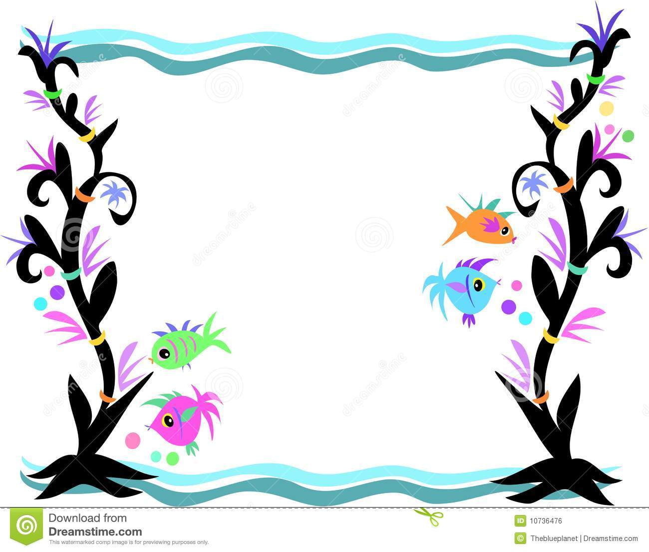1300x1105 Water Border Clipart