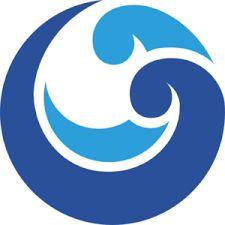 225x225 wave clipart Flag Of Okinoshima Shimane clip art Design