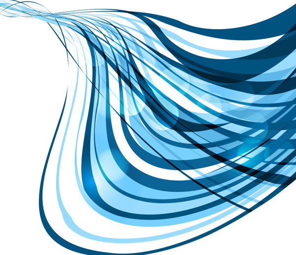 600x517 Blue water wave free vector download (10,827 Free vector) for