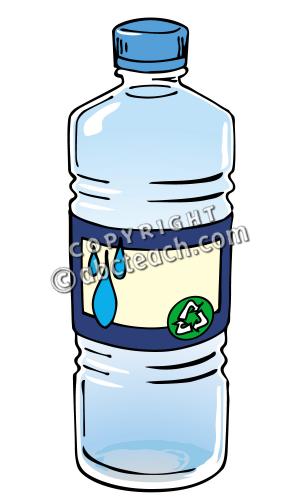 300x500 Clip Art Bottled Water Color Clipart Panda