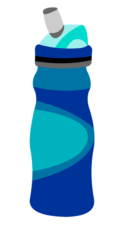 396x720 Free illustration water bottle graphic image on clip art