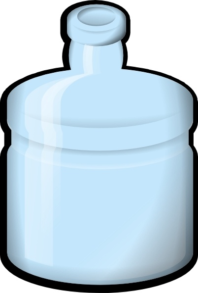 402x592 Jonata Water Bottle clip art Free vector in Open office drawing
