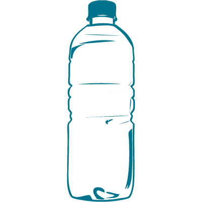 400x400 Water bottle clip art tumundografico 8