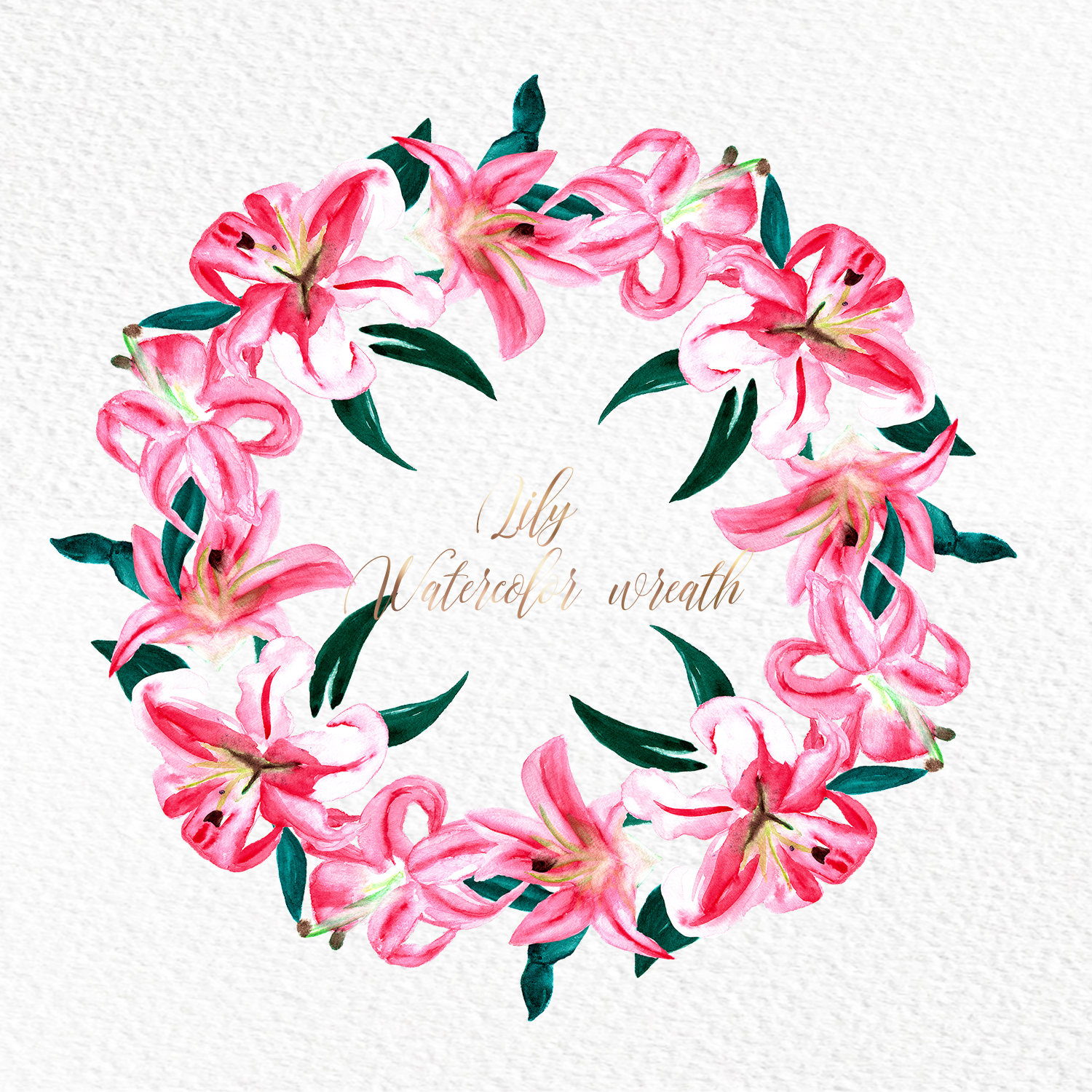Watercolor Floral Clipart Free Download Best Watercolor Floral