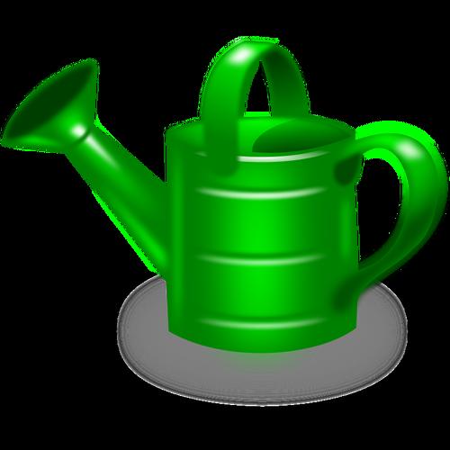 500x500 Watering Can Vector Clip Art Public Domain Vectors