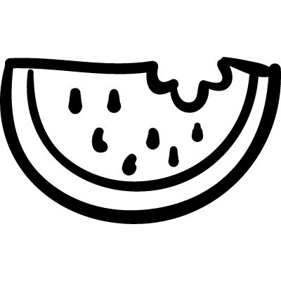 400x400 Best Watermelon Outline Ideas Food Posters