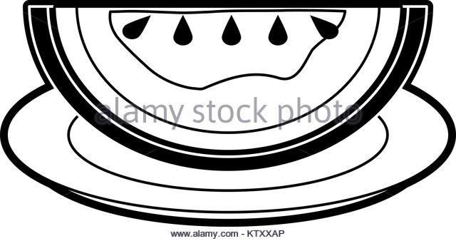 640x338 Watermelon Black And White Stock Photos Amp Images