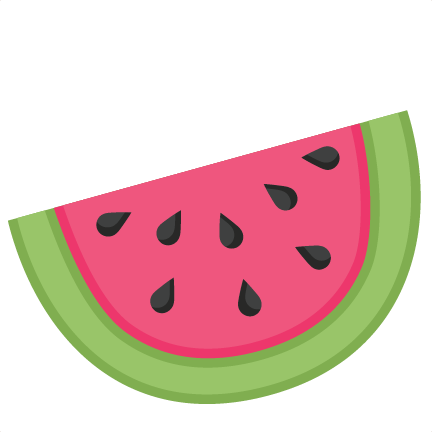 432x432 Half Watermelon Clipart Clipartxtras