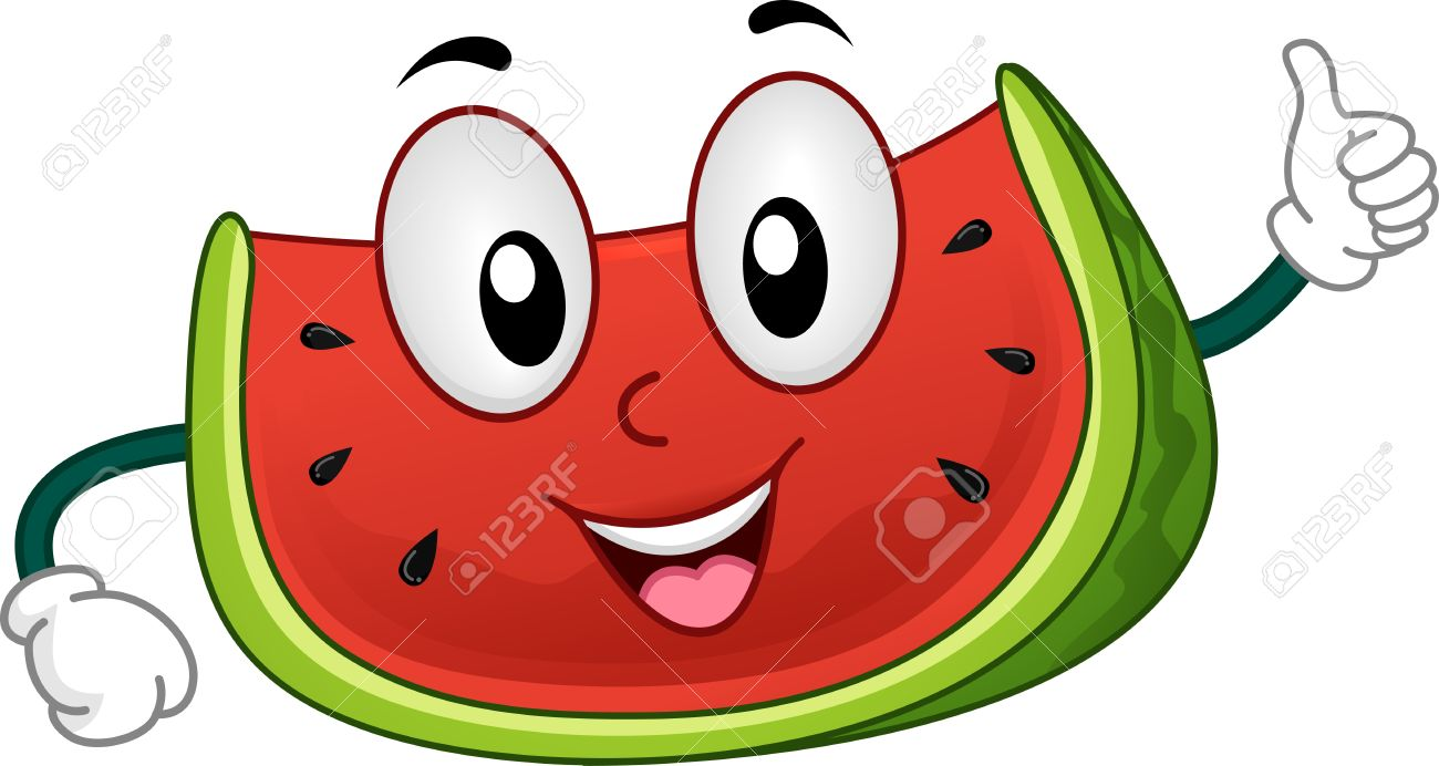 1300x692 Top 74 Watermelon Clip Art