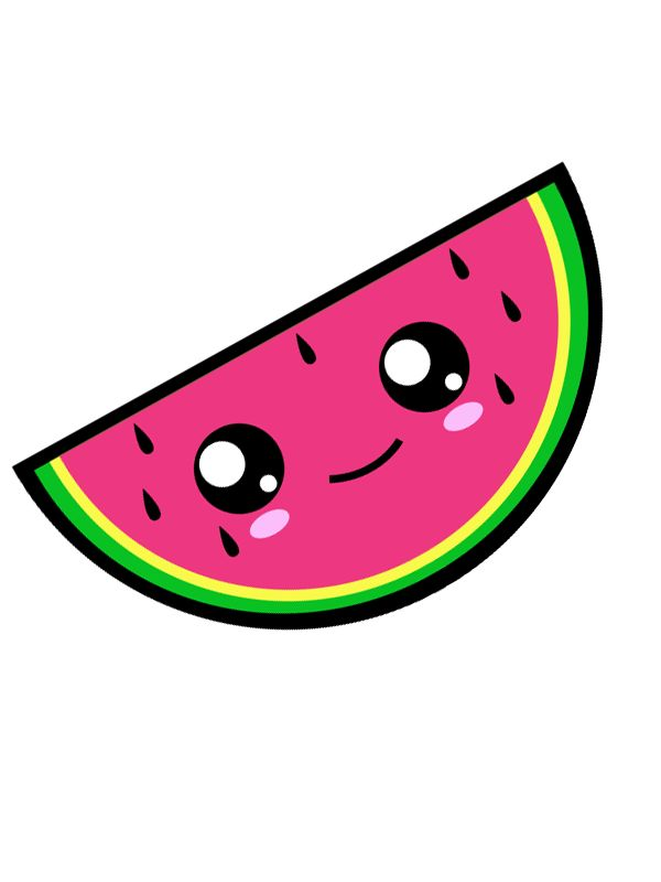 600x800 Amd Clipart Watermelon