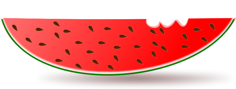 761x288 Free To Use Amp Public Domain Watermelon Clip Art