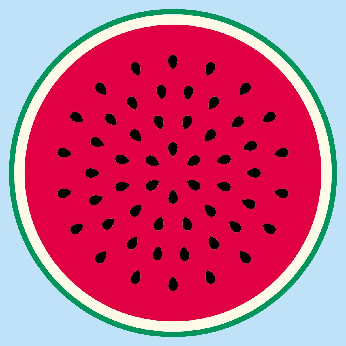 1200x1200 Watermelon Seed Clipart Clipart Panda