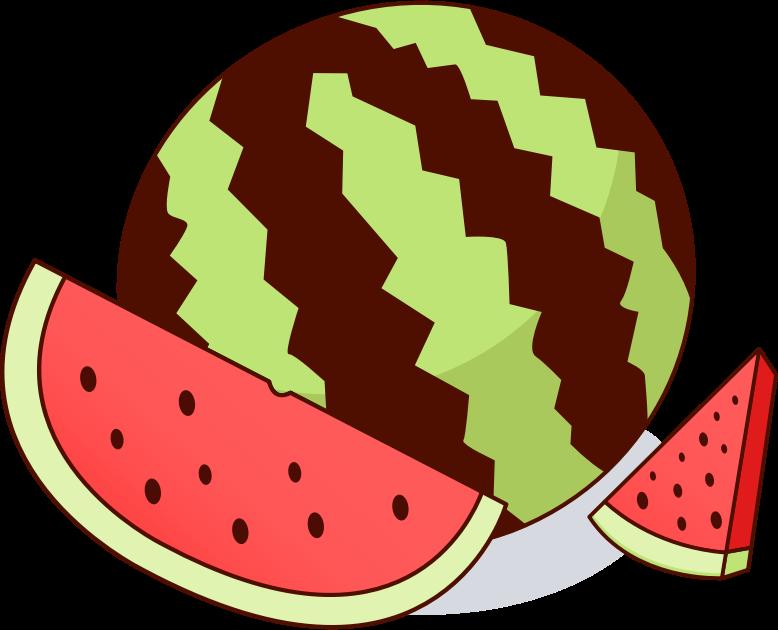 778x630 Watermelon free to use clip art 2