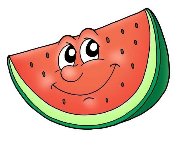 620x482 Top 10 Watermelon Slice Clipart