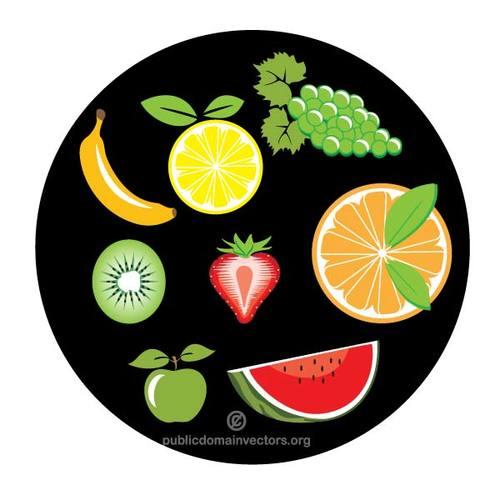 500x500 Watermelon slice vector graphics Public domain vectors