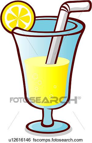 301x470 Clip Art Of Beverage, Lemon, Cuisine, Food, Juice, Drink