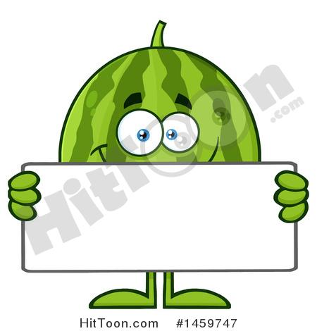450x470 Watermelon Clipart