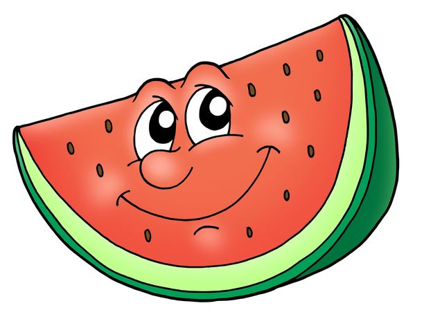 612x474 Best Watermelon Clipart Black And White Free Download All