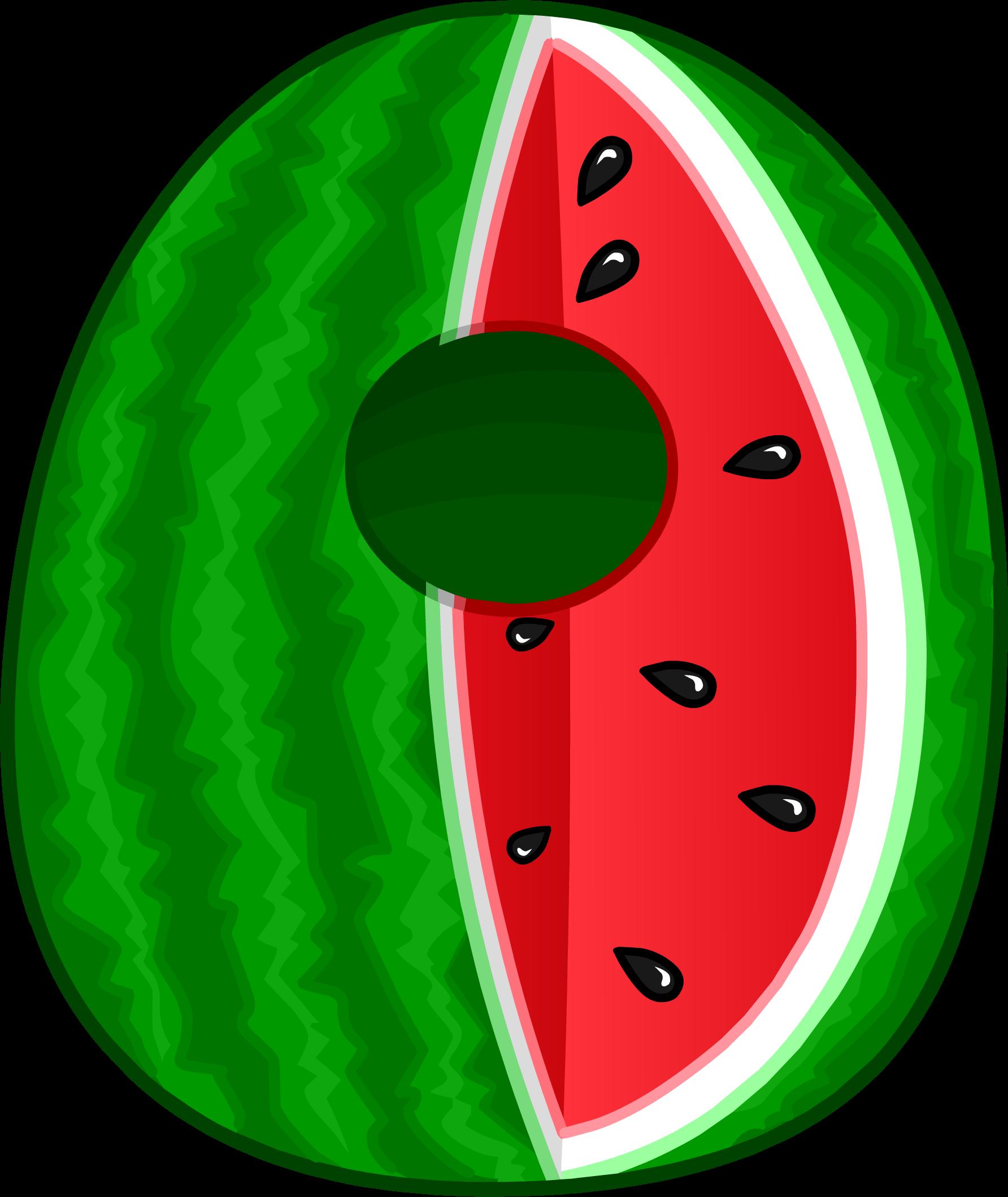 1784x2118 Watermelon Costume Club Penguin Wiki Fandom Powered By Wikia