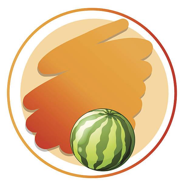 606x612 Watermelon Clipart Round