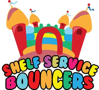 333x305 Bounce Houses Moonwalks Inflatables Obstacle Course Water Slide