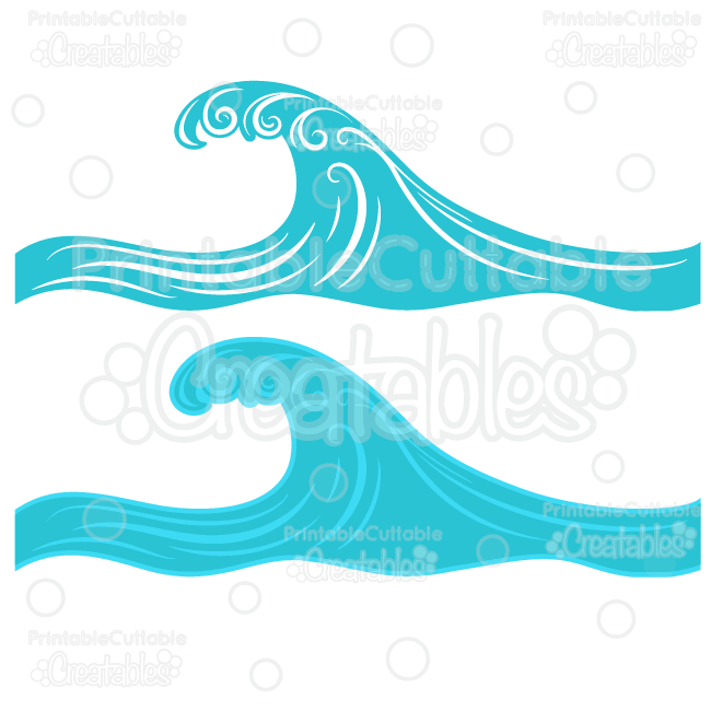 Wave Border Clipart | Free download best Wave Border Clipart