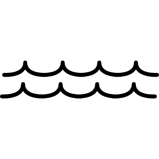 Wave Clipart Black And...